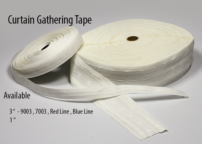 Curtain Gathering Tape - Copy