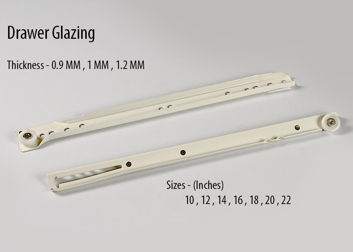 Drawer Glazing