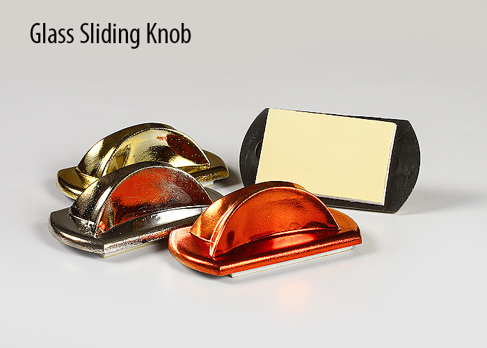 Glass Sliding Knob
