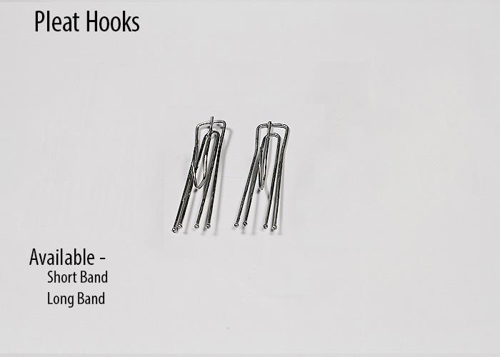 Pleat Hooks