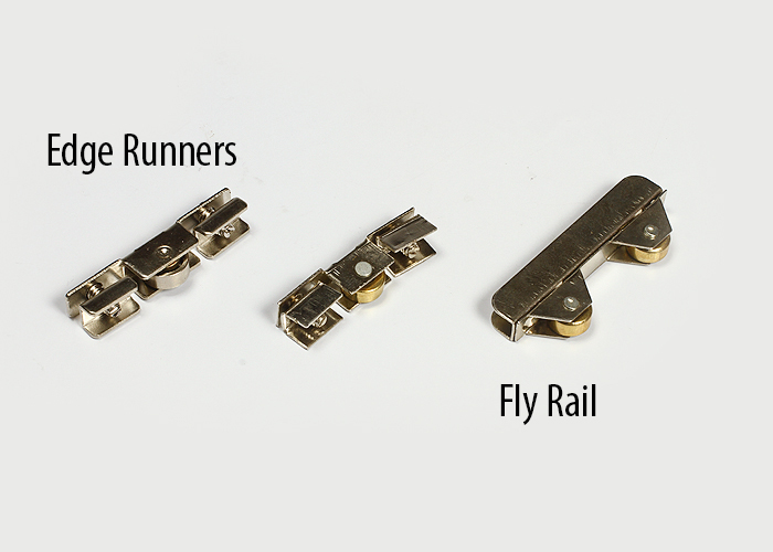 edge runners & fly rail